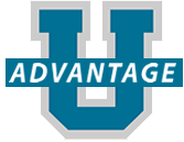 Advantage U logo