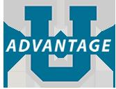 Advantage U logo