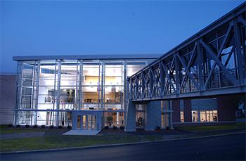 Building on USM campus