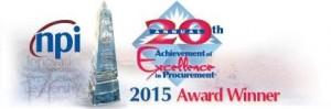 NPI Award Logo