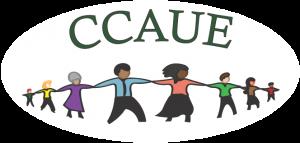 CCAUE Logo Redesign White oval