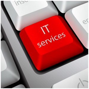 it services button