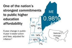 .98 New England Map April 2019